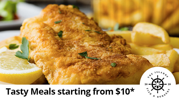 Fresh and Tasty Meals starting from $10.